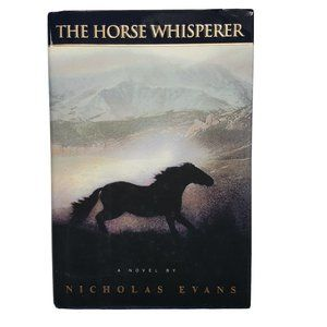 Other - The Horse Whisperer by Nicholas Evans HC book